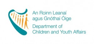 Dept of Children and Youth Affairs logo